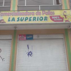 Comercializadora de Pollos la Superior en Bogotá