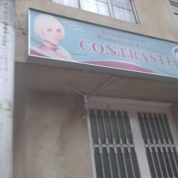 Contraste en Bogotá
