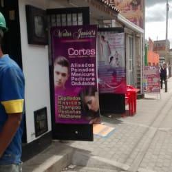 Walter Junior's Sala de Belleza en Bogotá