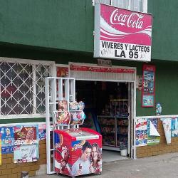 Viveres y Lacteos La 95 en Bogotá