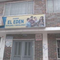 Viveres El Eden en Bogotá
