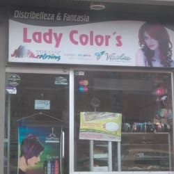 Distribelleza Y Fantasia Lady Color's en Bogotá