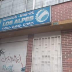 Autoservicio Los Alpes en Bogotá