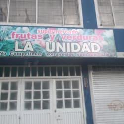 Supermercado Frutas y Verduras la Unidad en Bogotá