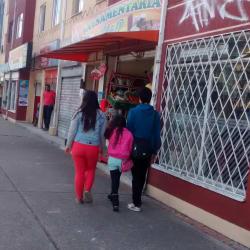 Districarnes y salsamentaria ma & j.p en Bogotá