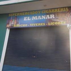 Supermercado Y Cigarreria El Manar en Bogotá
