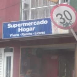 Supermercado Hogar en Bogotá