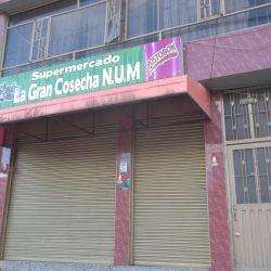Supermercado La Gran Cosecha N.U.M en Bogotá