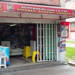Supermercado La Vid en Bogotá
