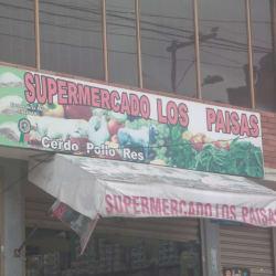 Supermercado Los Paisas Calle 52A en Bogotá
