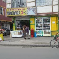 Supermercado Mercamax X en Bogotá