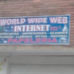 Word Wide Web en Bogotá