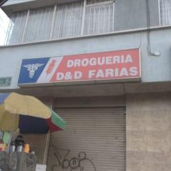 Drogueria D y D Farias en Bogotá