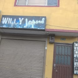 Will y Jeans en Bogotá