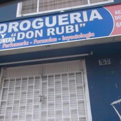 Drogueria y Perfumeria Don Rubi en Bogotá