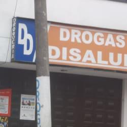 Drogueria Disalud en Bogotá