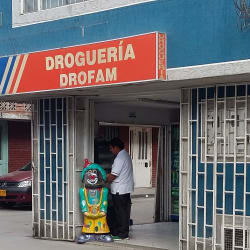 Droguería Drofam en Bogotá