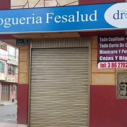 Droguería fesalud en Bogotá