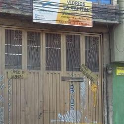 Vidrios La Capital en Bogotá
