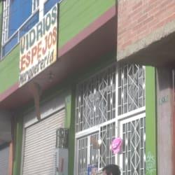 Vidrios Espejos Marqueteria en Bogotá