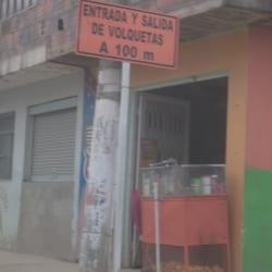 Venta de Tinto y Jugos de Naranja en Bogotá