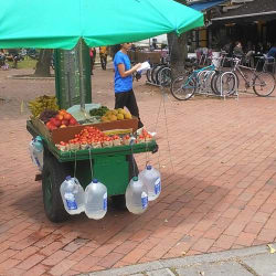 Venta de Fruta Carrera 15 con 86 en Bogotá