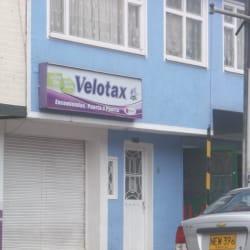 Velotax Encomienda Puerta a Puerta en Bogotá