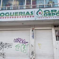 Droguerias + Gran Deposito en Bogotá