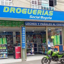 Droguerías Social Bogotá  en Bogotá