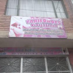 Variedades Vivijazmin en Bogotá