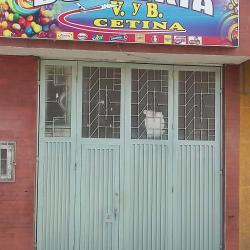 Dulceria V y B Cetina en Bogotá