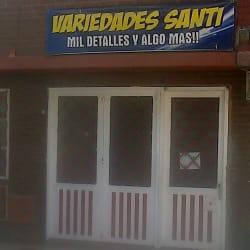 Variedades Santi en Bogotá