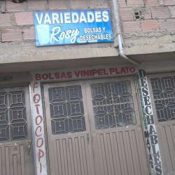 Variedades Rosy Calle 2 en Bogotá
