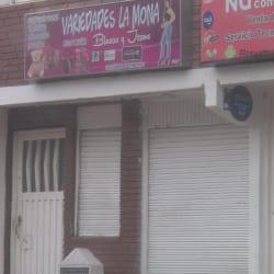 Variedades La Mona en Bogotá