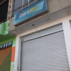 El CubreMás en Bogotá