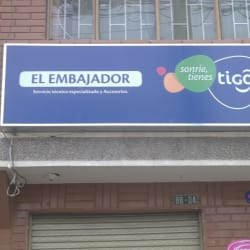 El Embajador en Bogotá