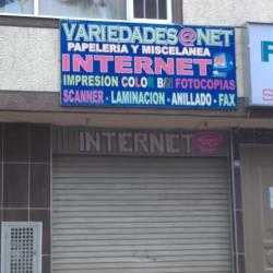 Variedades@net en Bogotá