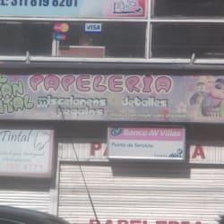 El Gran tintal Papeleria en Bogotá