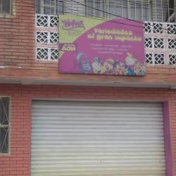 Variedades El Gran Impacto en Bogotá