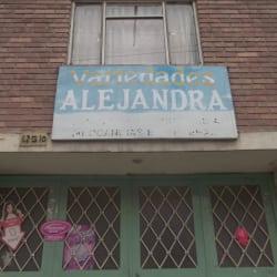 Variedades Alejandra en Bogotá