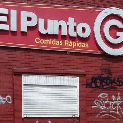 El Punto G Comidas Rápidas en Bogotá