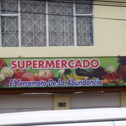 El Terremoto de la abundancia en Bogotá