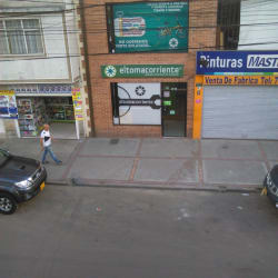 El Tomacorriente en Bogotá