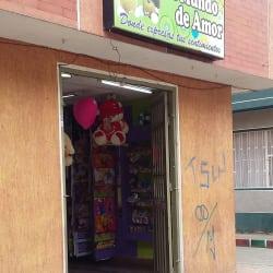 Un Mundo de Amor en Bogotá