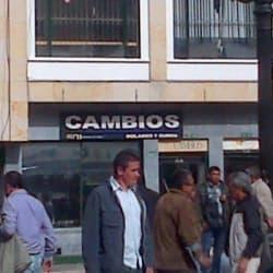 Unicambio 122 en Bogotá