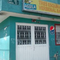 Tres Esquinas Verbenal Bar en Bogotá