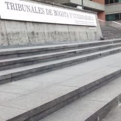 Tribunales de Bogota y Cundinamarca en Bogotá