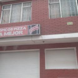 Tropicos Pizza La Mejor en Bogotá