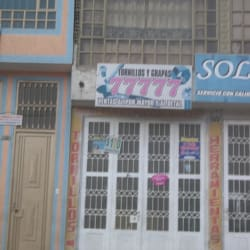 Tornillos y Grapas 77777 en Bogotá
