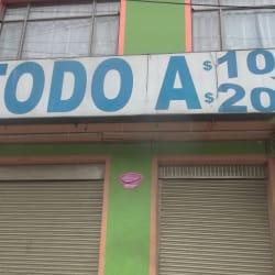 Todo A $ 1000 y A $ 2000 en Bogotá